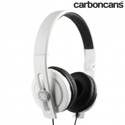 CARBONCANS TROOPER WHITE CHROME 45 LOGO WEB