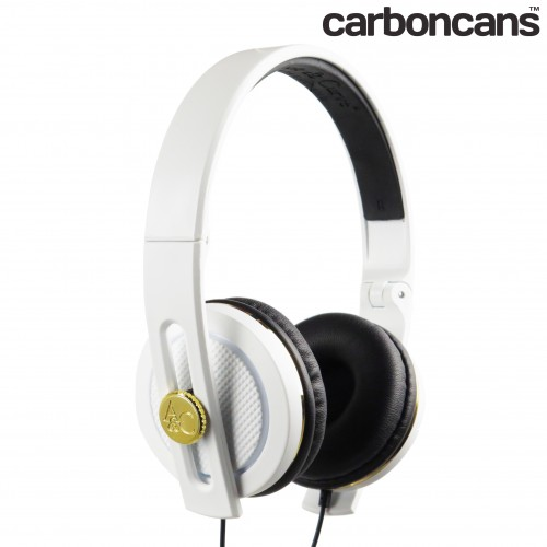 CARBONCANS TROOPER WHITE MET GOLD 45 LOGO WEB